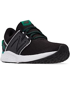 New Balance Women's Fresh Foam Vero Racer Running Sneakers from Finish Line