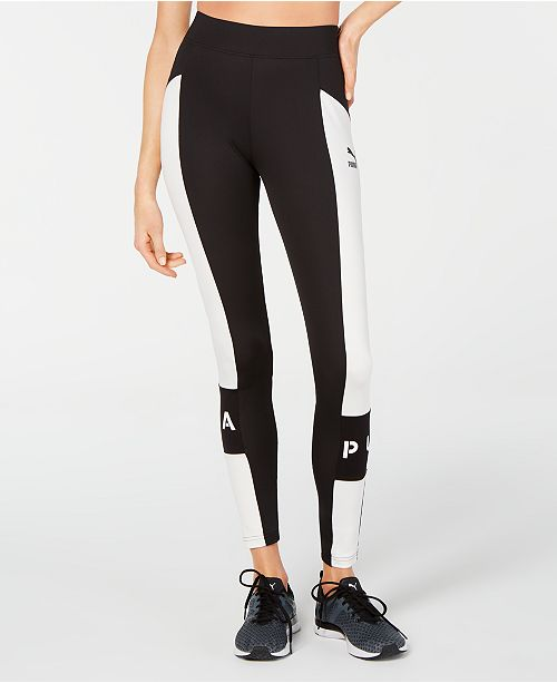 Puma XTG Colorblocked High-Waist Leggings