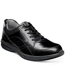 Men's Walk Moc-Toe Lace-Up Oxfords