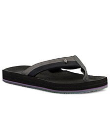 Women's Castaway Marlin Sunset Flip-Flop Sandals