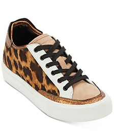DKNY Reesa Sneakers, Created For Macy's