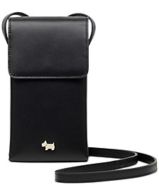 College Green Medium Phone Crossbody
