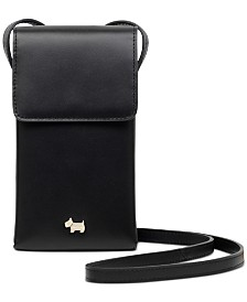 Radley London Phone Leather Crossbody