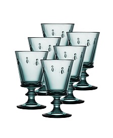 La Rochere Napoleon Bee 8 oz. Wine Glasses - Set of 6