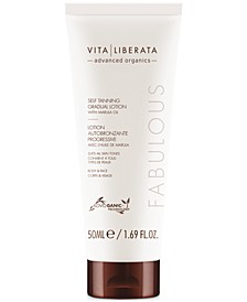 Receive a Free Vita Liberata Self Tanning Gradual, 50ml with any $40 Vita Liberata purchase