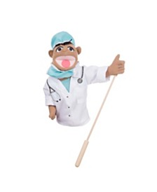 Melissa and Doug Doctor - Puppet New Packaging