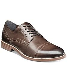 Men's Middleton Cap-Toe Oxfords