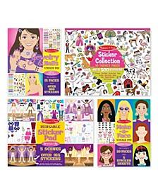 Girls Sticker Bundle