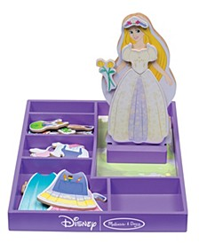 Rapunzel Wooden Magnetic Dress-Up