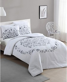 Lauren 3-Pc. Full/Queen Comforter Set
