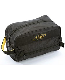 A. Saks Deluxe Toiletry Kit