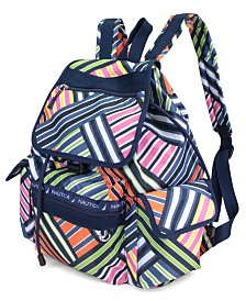 Nautica Captain's Quarter Backpack