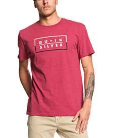 Quiksilver Men's Clued Up Mod Short Sleeve T-Shirt