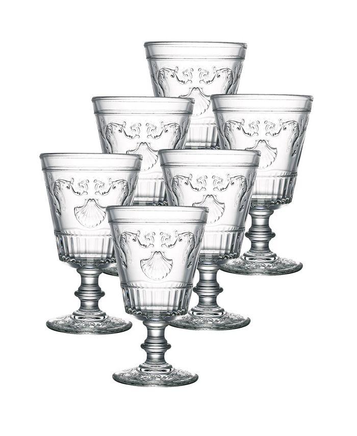 La Rochère - Versailles Tasting Glasses, Set of 6