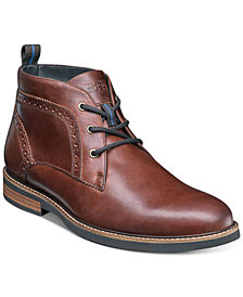 Nunn Bush Men's Ozark Plain Chukka Boots