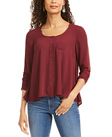 High-Low Swing Top, Created for Macy's