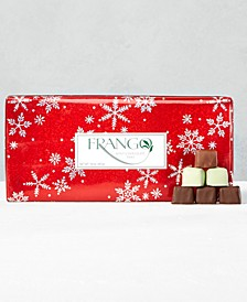 1 LB Holiday Wrapped  Mint Trio Box of Chocolates