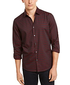 Men's Luke Plaid Shirt, Created for Macy's