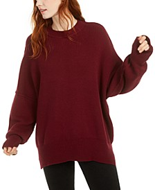 Easy Street Tunic Sweater