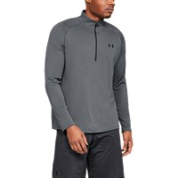 Deals on Under Armour Mens UA Tech Half-Zip Pullover