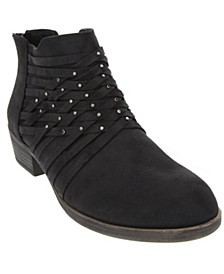 Tellie Ankle Booties