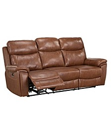 "Highlands 88"" Power Motion Reclining Sofa"