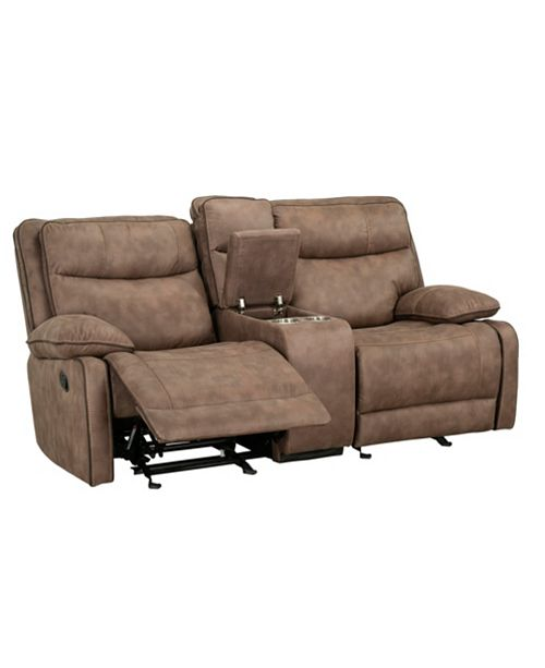 Furniture Colleton Manual Motion Reclining Loveseat