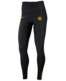 Nike Women's Pittsburgh Steelers Core Power Tights