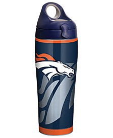 Denver Broncos 24oz Rush Stainless Steel Tumbler