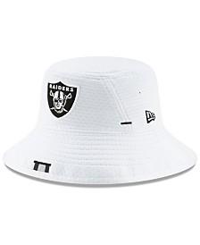 New Era Oakland Raiders Training Bucket Hat