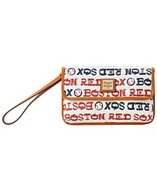 Dooney & Bourke Boston Red Sox Milly Wristlet