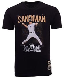Mitchell & Ness Men's Mariano Rivera New York Yankees Nickname Coop Player T-Shirt