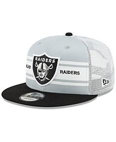 Raiders Hat - Macy's