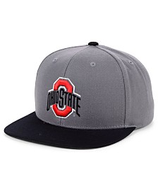 Top of the World Ohio State Buckeyes Core Logo Snapback Cap