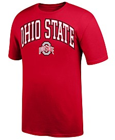 J America Men's Ohio State Buckeyes Midsize T-Shirt