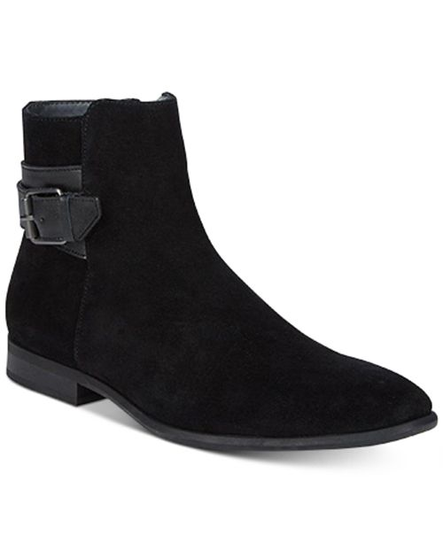 Calvin Klein Men's Lorenzo Dress Casual Boots