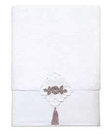 Diamond Lace Bath Towel