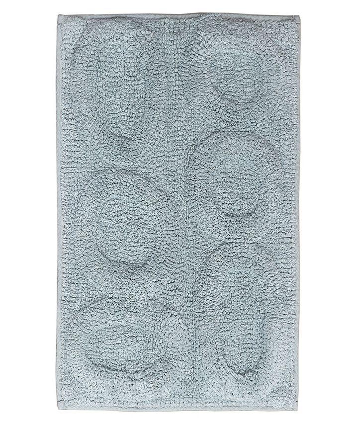 "Perthshire Platinum Collection - Pebble 21""x 34"" Bath Rug"
