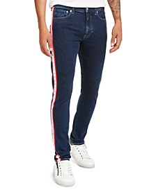 Slim-Fit Tapered October Jeans