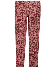 Imperial Star Big Girls Animal-Print Jeans