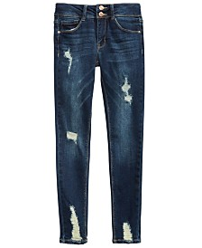 Vanilla Star Big Girls Ripped Jeans