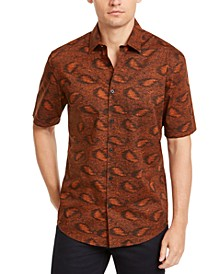 Men's Printed Shirt, Created for Macy's