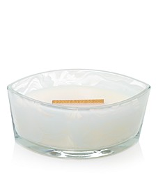 WoodWick Holiday Ellipse Decorative Candle