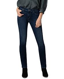 Lara Mid-Rise Cigarette Jeans