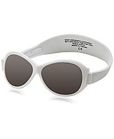 Retro Toddler Boys and Girls Wrap Around Sunglasses