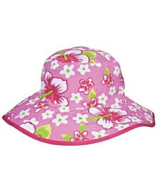 Toddler Girls Reversible Bucket Hat