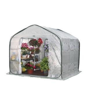 FlowerHouse Farmhouse Greenhouse