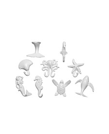 9 Piece Maui Sea Life Hook Set