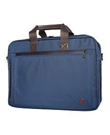 Token Lawrence Large Laptop Bag with Back Zipper