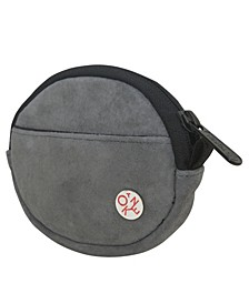 Suede Coin Purse